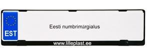 Eesti numbrimärgialused